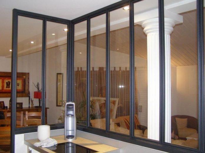 La verri re d int rieur la solution pour compartimenter un espace avec luminosit - Verriere d interieur ...