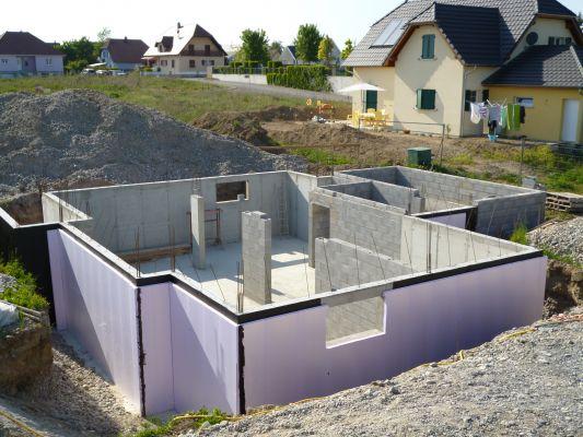 Isolation Thermique Par L 39 Ext Rieur