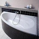 baignoire-dangle Styles et formats des baignoires sabot / îlot: de 70 cm à 120 cm et plus