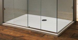 tailles de bac douche. Black Bedroom Furniture Sets. Home Design Ideas
