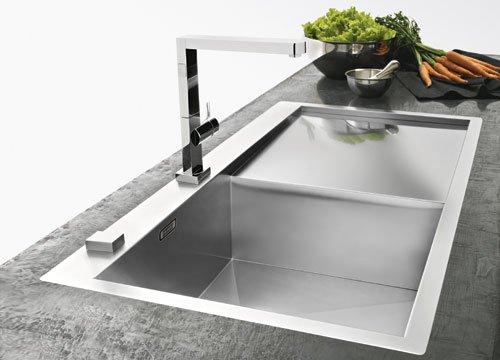 evier et robinet pourquoi choisir la marque franke. Black Bedroom Furniture Sets. Home Design Ideas