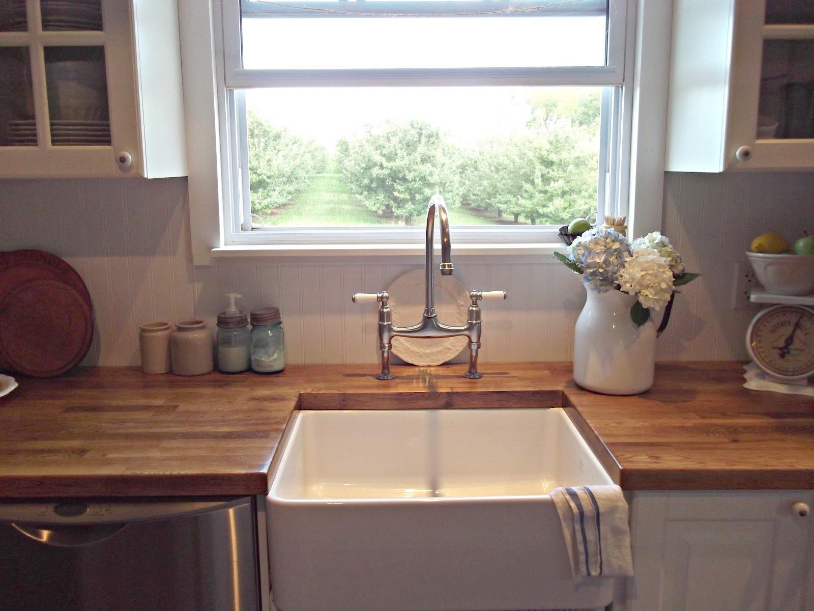 exemple-de-robinet-mélangeur 3 types de robinets pour un évier de cuisine moderne