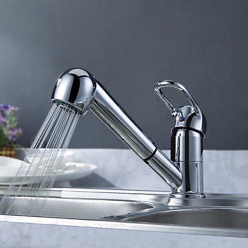 mitigeur-de-cuisine-moderne 3 types de robinets pour un évier de cuisine moderne