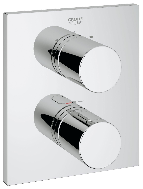 mitigeur thermostatique encastré Bain/Douche Grohtherm