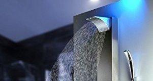 avis colonne de douche hydromassante