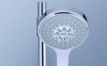 Notre avis sur la colonne de douche GROHE 310 Rainshower avec Thermostat