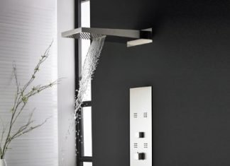 installer une colonne de douche 3 tapes simples et rapides. Black Bedroom Furniture Sets. Home Design Ideas