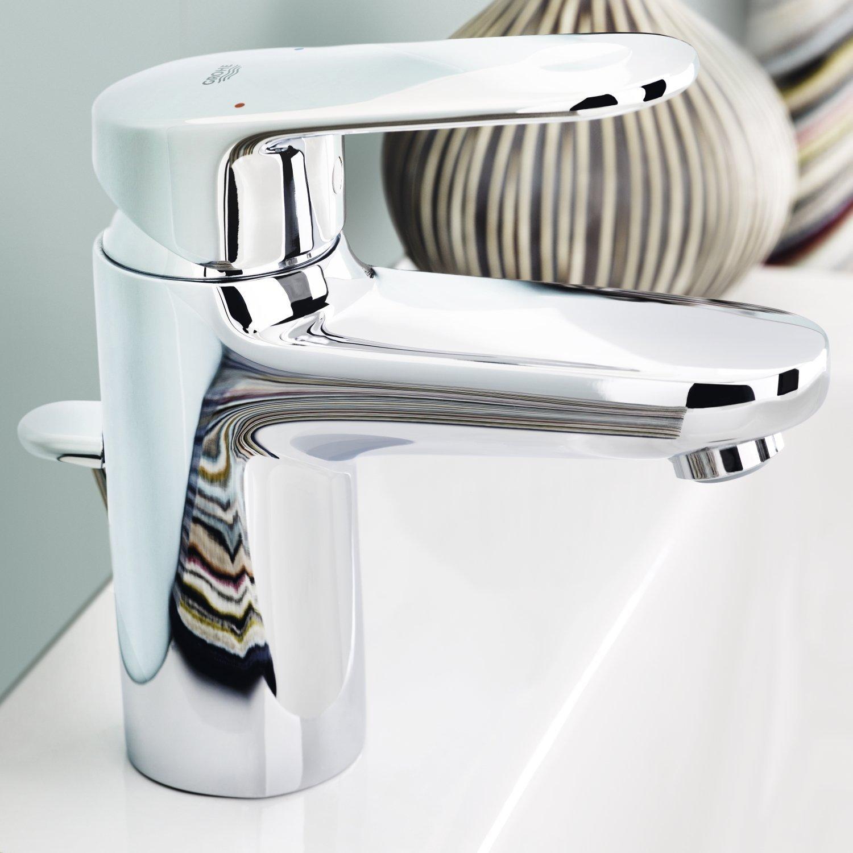 Robinet de salle de bain en bronze - ConsoBrico.com