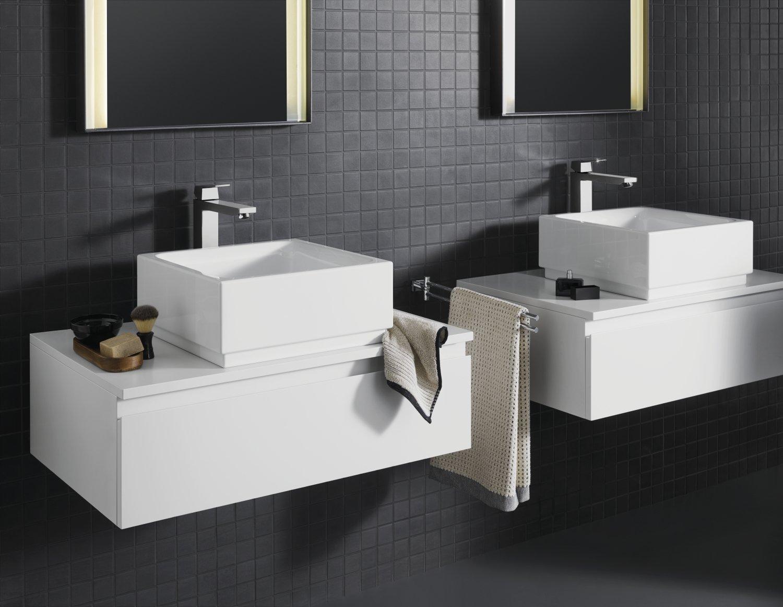 Robinet mitigeur de salle de bains grohe eurocube avis 2018 for Robinet de salle de bain grohe