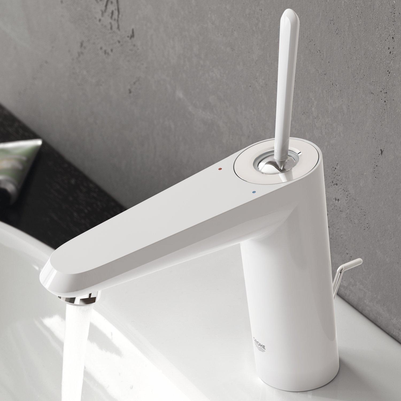mitigeur blanc grohe Résultat Supérieur 15 Merveilleux Mitigeur Lavabo Blanc Image 2018 Kae2