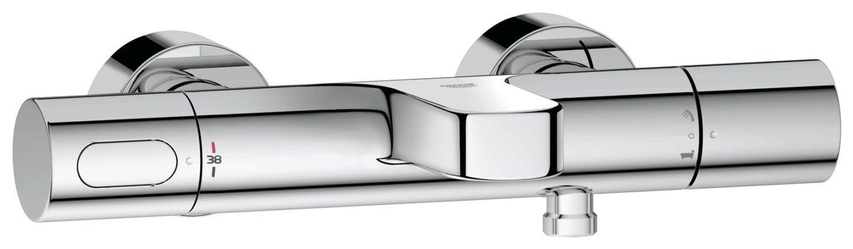 mitigeur grotherm grohe 3000 Résultat Supérieur 14 Luxe Grohe Mitigeur thermostatique Bain Douche Galerie 2018 Kse4