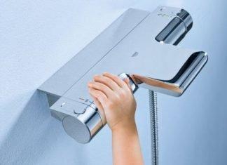 notre avis sur le mitigeur thermostatique grohe baindouche grohtherm 2000 easyreach - Schema Montage Robinet Grohe