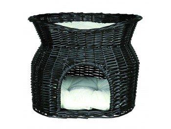 panier pour chat quelle mati re choisir pour un confort optimal. Black Bedroom Furniture Sets. Home Design Ideas