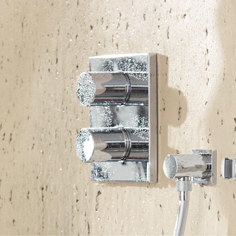 Notre avis sur le mitigeur thermostatique encastr bain douche grohtherm 3000 - Installation mitigeur douche ...
