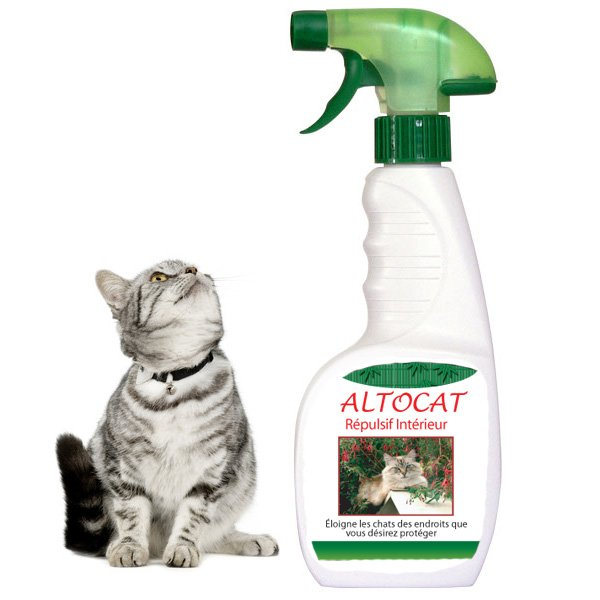 R pulsif chat maison avie home - Repulsif naturel pour chat interieur ...