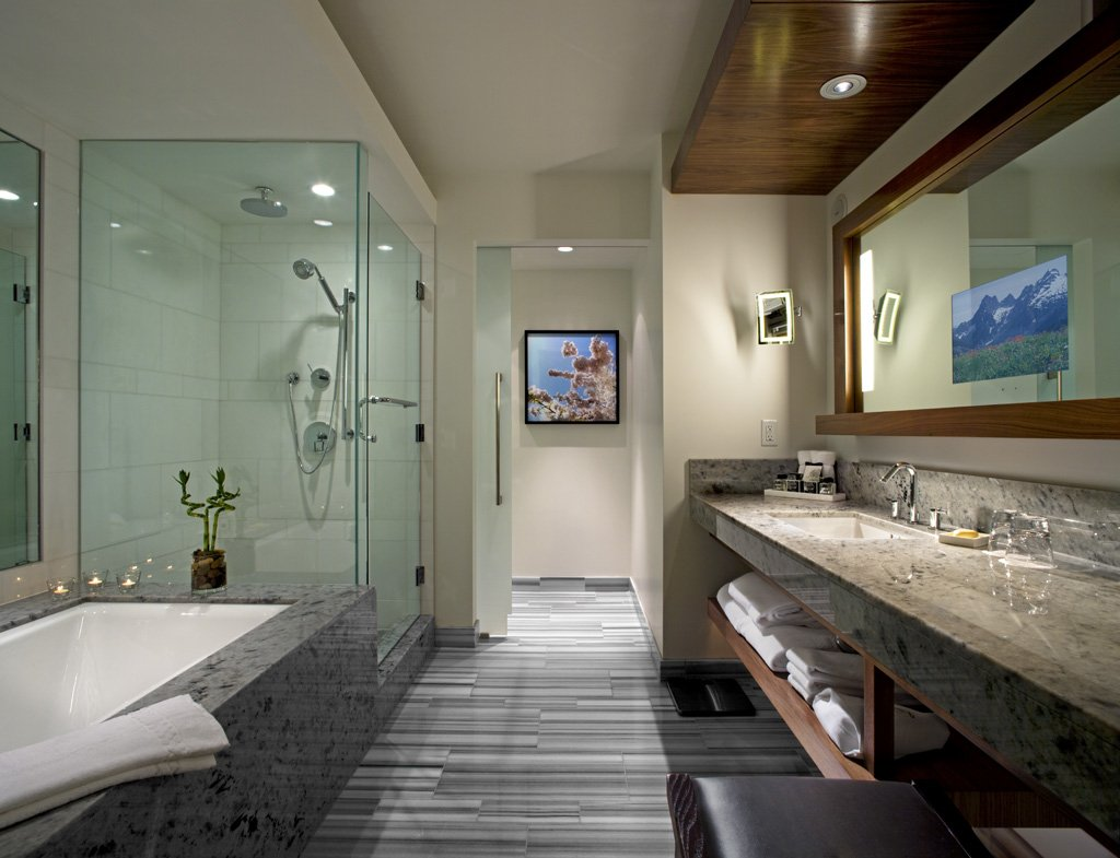 Quelques signes que vous devriez r nover votre salle de for 2014 bathroom design
