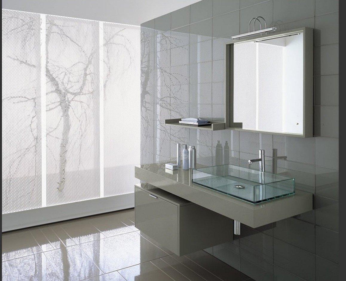 vasque-à-poser Un point sur les vasques de salle de bain: à encastrer, en sous plan, ou à poser?