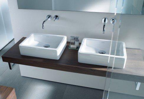 double vasque dans une salle de bain 4 bonnes raisons de la choisir. Black Bedroom Furniture Sets. Home Design Ideas