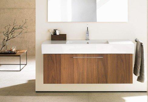 Bien choisir son meuble lavabo: nos conseils (SDB contemporaines)