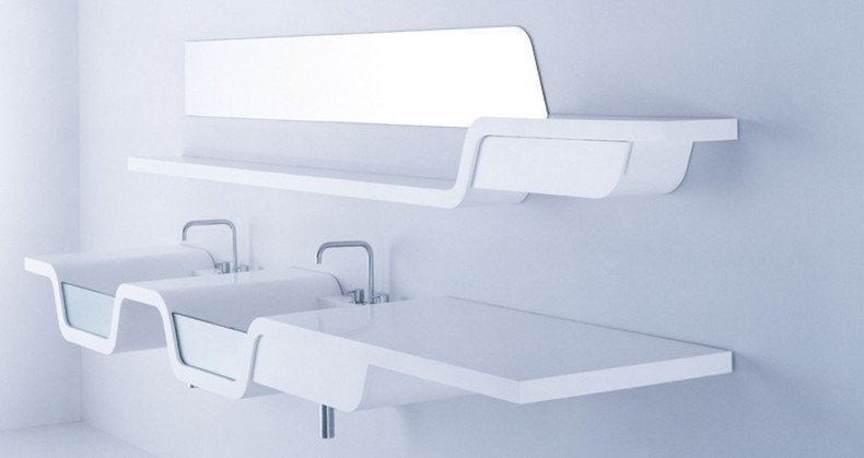 bien choisir son meuble lavabo nos conseils pour les salles de bains contemporaines. Black Bedroom Furniture Sets. Home Design Ideas