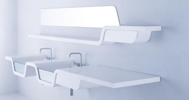 good meuble lavabo design en bois design with meuble lavabo en coin. Black Bedroom Furniture Sets. Home Design Ideas