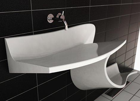 Bien choisir son meuble lavabo nos conseils pour les for Console lavabo salle de bain