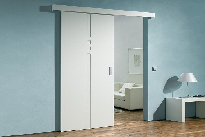 faut il se laisser convaincre par une porte coulissante sur mesure. Black Bedroom Furniture Sets. Home Design Ideas