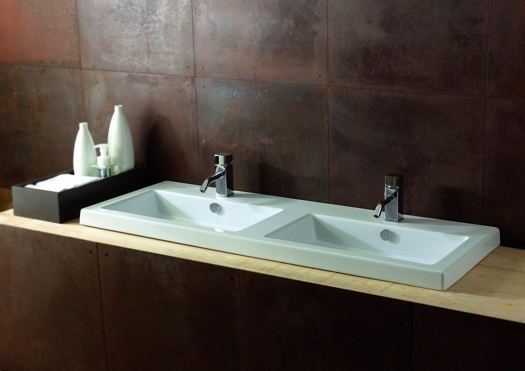 6 m2 pour une petite salle de bains familiale. amnagement petite ...