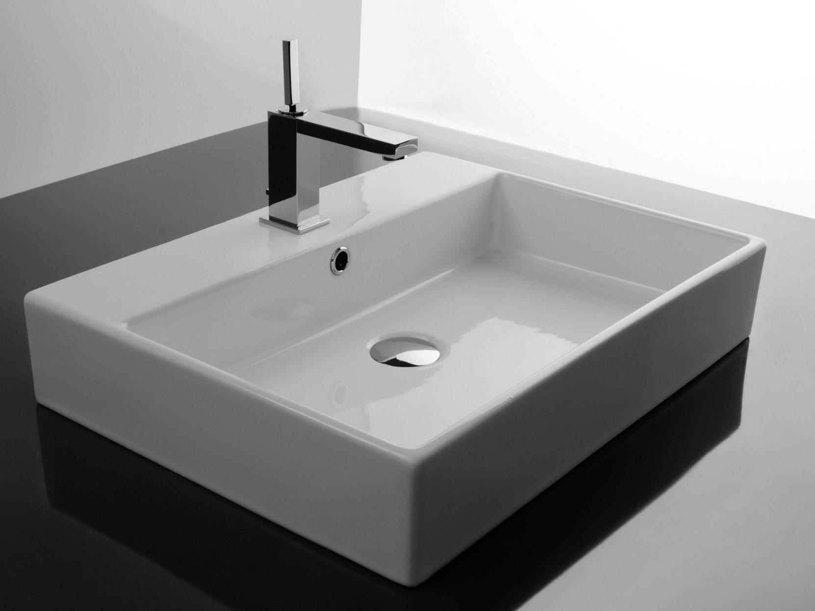 vasque 224 poser en c 233 ramique