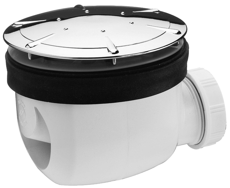 Installer un receveur de douche l 39 italienne for Syphon douche extra plat