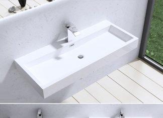 Installer Un Lavabo Sur Ou Sans Colonne ConsoBricocom - Installer un lavabo salle de bain
