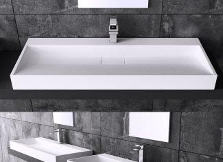Le guide de la vasque de salle de bain conseil et id es for Vasque rectangulaire salle de bain
