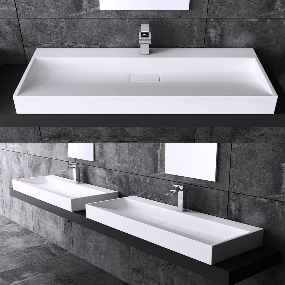 Notre avis sur le lavabo vasque poser colossum for Salle de bain wedi