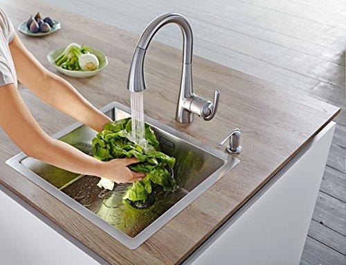 robinet-mitigeur-zedra-realsteel-grohe Notre avis sur le mitigeur de cuisine GROHE Zedra RealSteel
