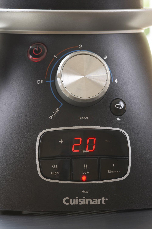 AVIS blender chauffant cuisinart SSB1E 500W