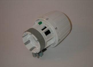 R gler un robinet thermostatique - Robinet danfoss thermostat ...