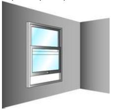 fenêtres à la guillotine