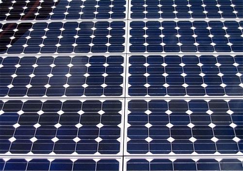 énergie: le soleil
