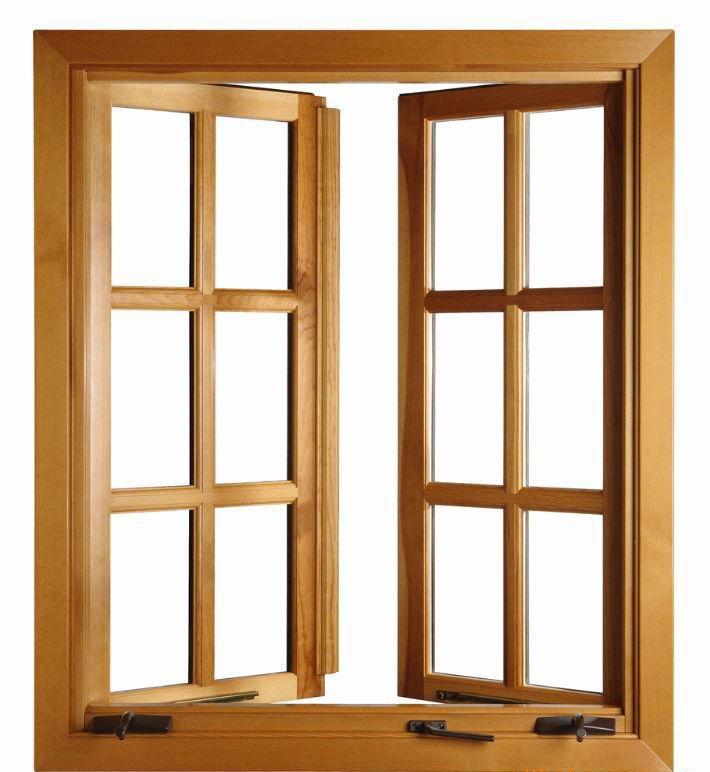 fenêtre-en-bois Les fenêtres en bois: avantages et inconvénients