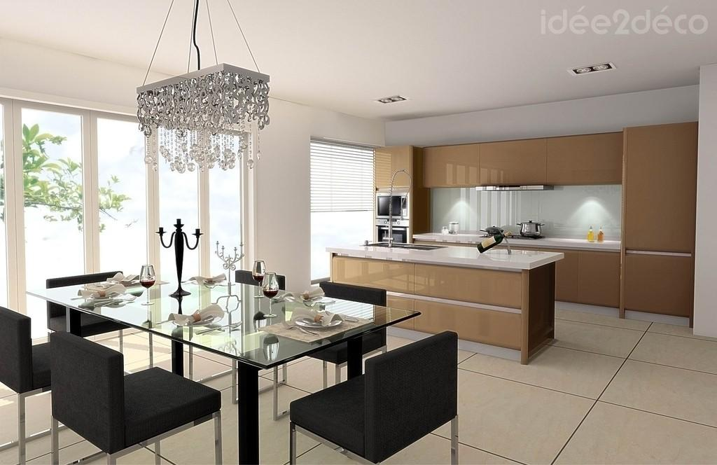 idee deco cuisine salle a manger