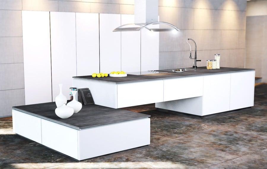 Cuisine moderne 9 cuisines haut de gamme qui vont vous for Modeles cuisines mobalpa