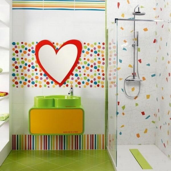 Salle De Bain Créative Pour Enfants