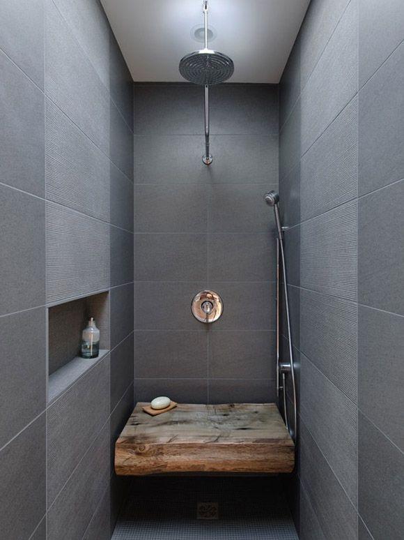 8 exemples de douche l italienne la douche la plus pur e et la plus tendance du moment - Cabine de douche a l italienne ...