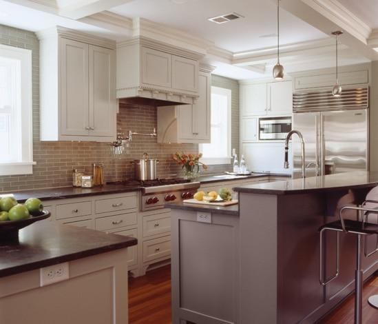 am nagement d 39 une cuisine ouverte 8 mod les ce qu il faut faire ou ne pas faire. Black Bedroom Furniture Sets. Home Design Ideas