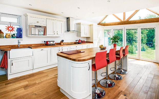 cuisine zen 12 mod les d inspiration et les astuces de d coration. Black Bedroom Furniture Sets. Home Design Ideas