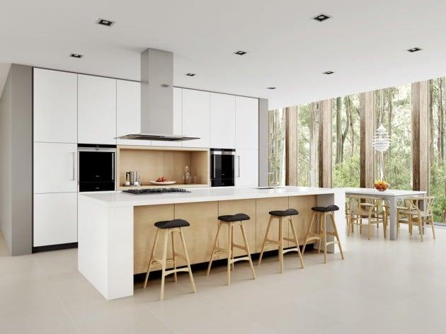 Cuisine Zen 12 Modeles D Inspiration Et Les Astuces De Decoration