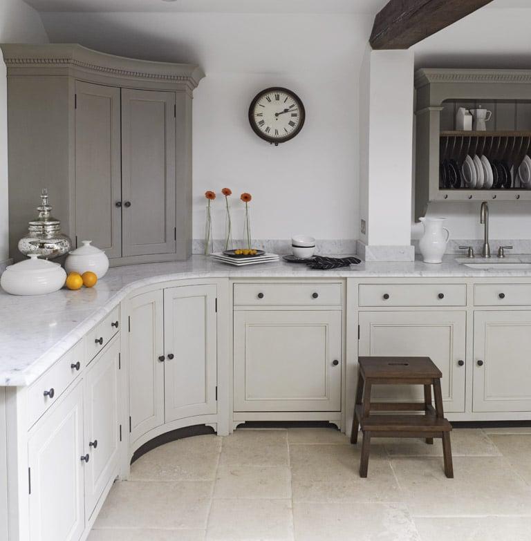 Il est primordial de choisir les bonnes hauteurs pour les meubles de cuisine.