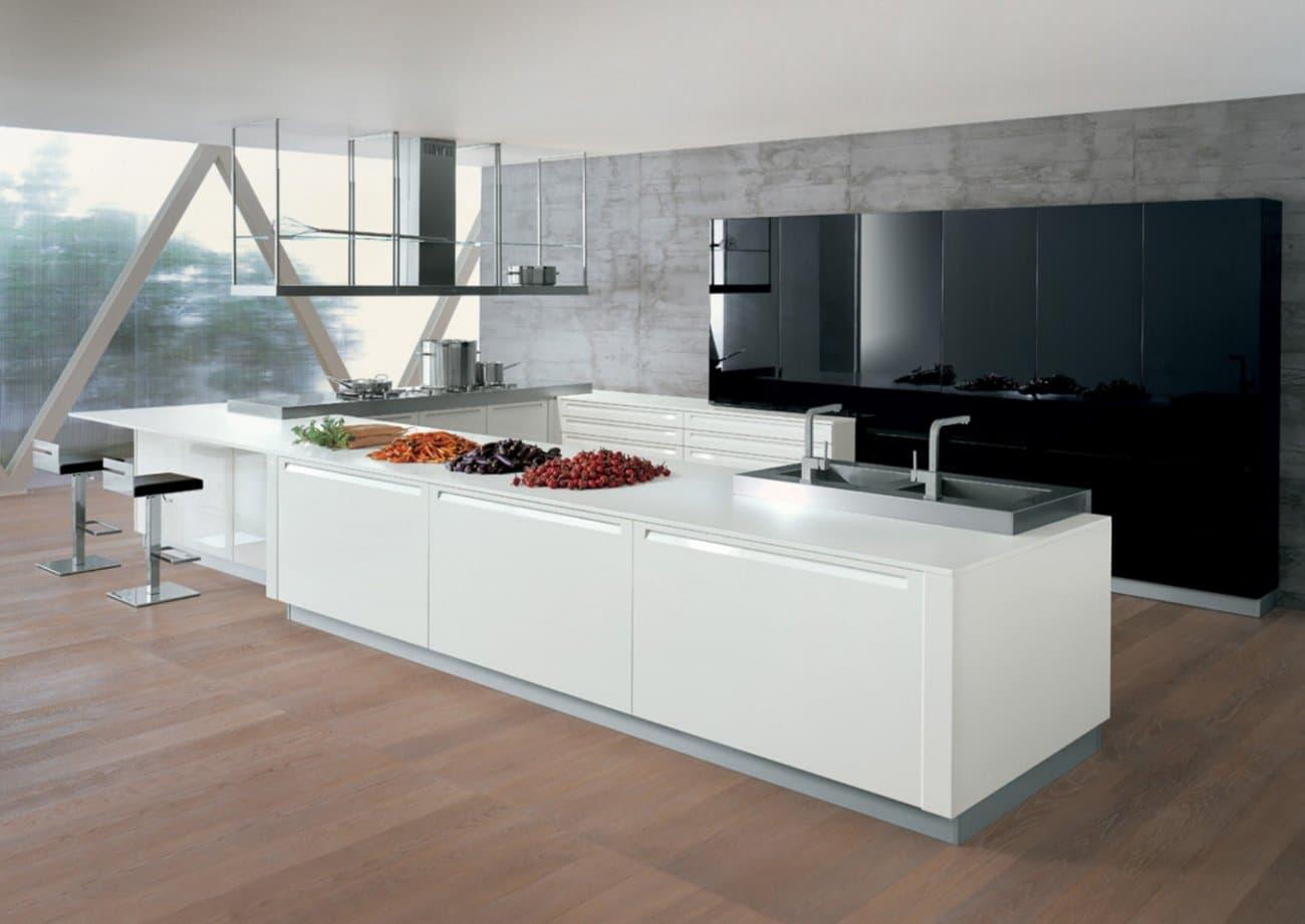Cuisine moderne 9 cuisines haut de gamme qui vont vous for Cuisine americaine moderne design