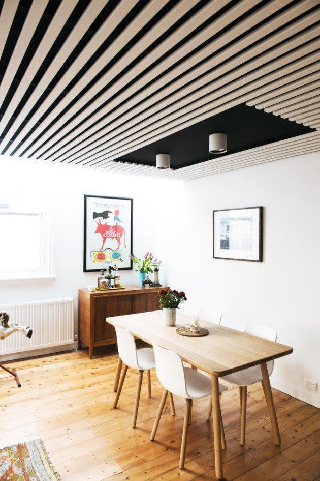 am nager une salle manger avec un petit budget. Black Bedroom Furniture Sets. Home Design Ideas