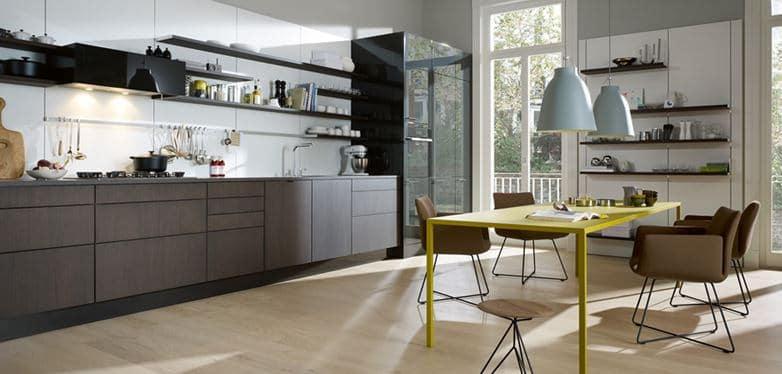 comment am nager une petite cuisine 7 trucs et astuces. Black Bedroom Furniture Sets. Home Design Ideas